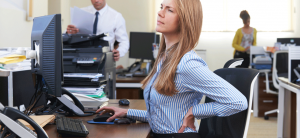 DSE Assessments address bad posture at your work station