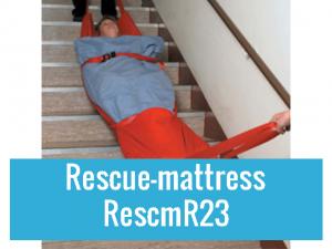 rescue-matress-rescmr23-red